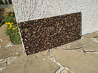 Фасадная панель. Горная галька. Средняя, фото 1