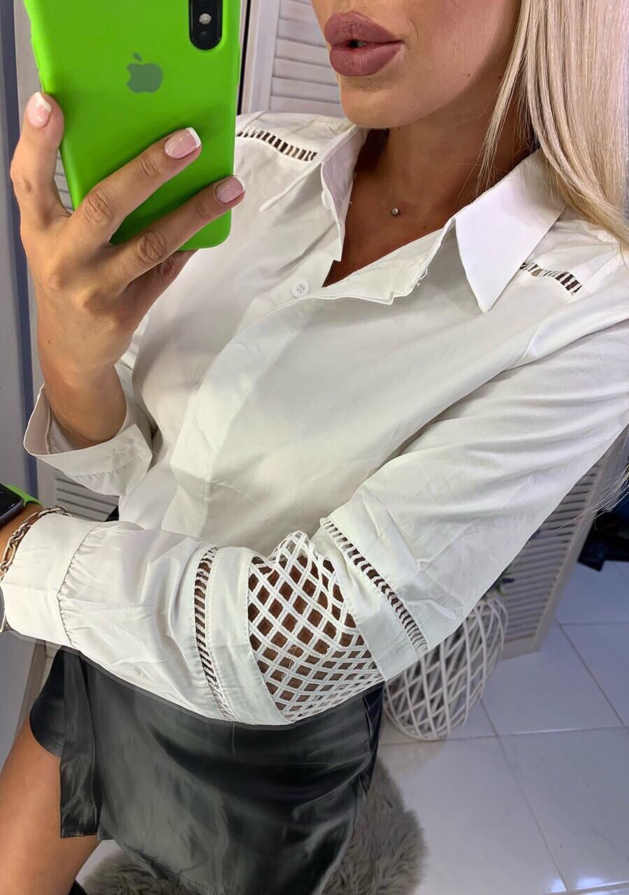 Женская блуза классика