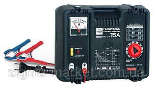 Автомобильное зарядное устройство с плавной регулировкой 6V/12V15A