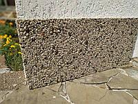 Фасадная панель. Золотой берег. Галька средняя., фото 1