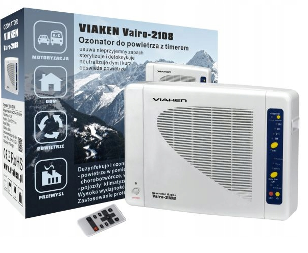 Озонатор Viaken 7000 мг / ч