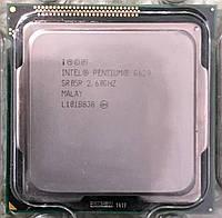 Процессор Intel Pentium Dual-Core G620 2.6GHz/3MB/5GT/s (SR05R) s1155, tray