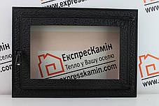 """Дверцы для камина """"MAGNUS"""" 710х510 каминные дверцы, фото 2"""