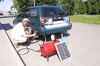 Переоборудование автомобиля на электротягу за 5 минут.