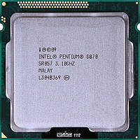 Процессор Intel Pentium Dual-Core G870 3.1GHz/3MB/5GT/s (SR057) s1155, tray