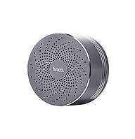 Портативная Bluetooth колонка Hoco BS5 Grey