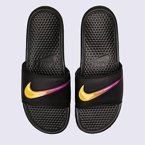 Оригинальные мужские шлёпанцы Nike Benassi JDI SE