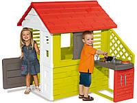 Игровой домик с кухней Smoby 810702, фото 1