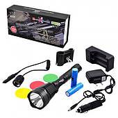 Подствольный фонарь Police BL-Q2800 1000 Ватт Диод T6
