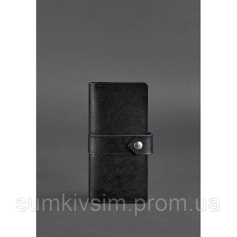 Портмоне 3.1 Blackwood - черный