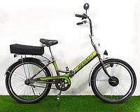 Электровелосипеды 24V