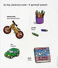 My first English words. Удома. Дитяча книга для вивчення англійської мови, фото 4
