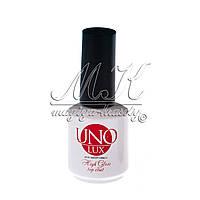 Топ для гель-лака UNO Lux high gloss top, 15мл