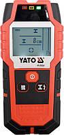 Профессиональный детектор проводов и линий YATO YT-73131