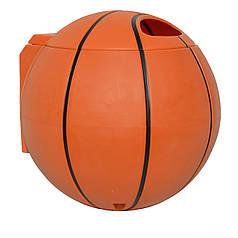 """Мусорная урна """"Баскетбольный мяч"""""""