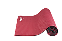 Коврик для йоги и фитнеса 1730х610х6 мм + чехлом