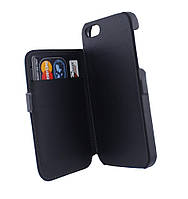 Чехол визитница Lamborghini для iphone 5/5s black (Card Holder)