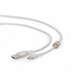 USB кабель Cablexpert CCP-mUSB2-AMBM-6-TR