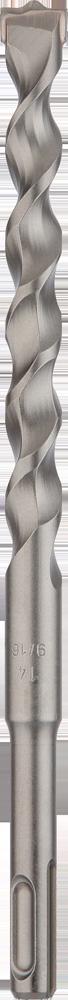 Бур Twister Plus (SDS-plus) 12х210 мм Diager