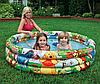 "Бассейн Intex ""Winnie The Pooh Three Ring Pool"" 299л, 147х33см., фото 3"