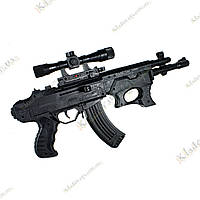 Детский, игрушечный пистолет - пулемет 989-18А ( Винтовка )