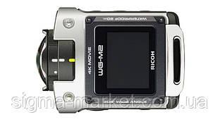 Экшн-камера Ricoh WG-M2 4K Silver