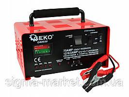 Автомобильное зарядно-пусковое устройство Geko G80020