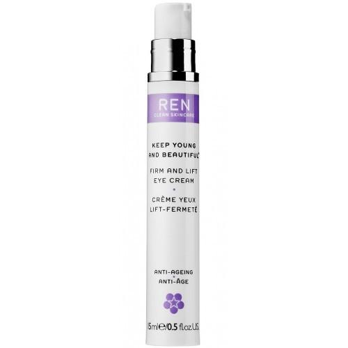 Антивозрастной подтягивающий крем для век REN Keep Young And Beautiful Firm And Lift Eye Cream