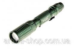 Тактический фонарь аккумуляторный с магнитом ART-X40-L2