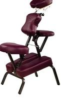Кресло для воротникового массажа,реабилитации ,тату MOVIT бордовый