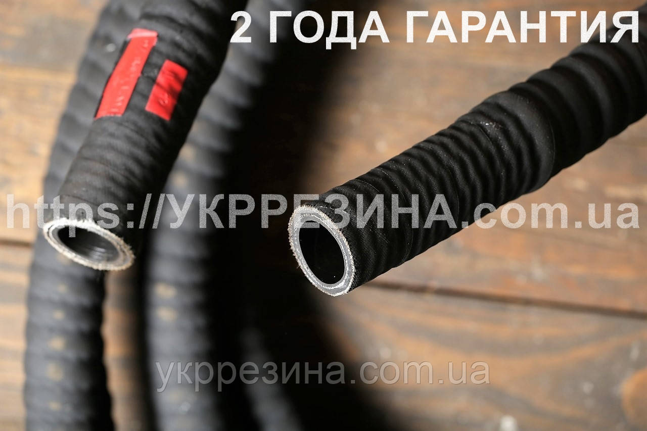 Рукав (шланг) Ø 90 мм напорно-всасывающий (ВОДА) В-2-90-10  ГОСТ 5398-76