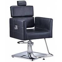 Кресло для салонов красоты BARBERSKI PABLO AJAR с подставкой для ног
