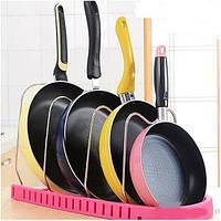Стойка для сковородок Prepare Frying pan rack Color