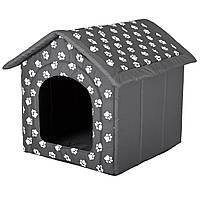 Домик для собаки большой  R5 63x60x70 Hobbydog