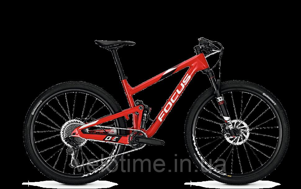 Focus O1E Pro 12G 29 (L, красный-белый)