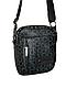 Дизайнерская мужская сумка с графическим рисунком Dolly (Долли) 134, фото 4