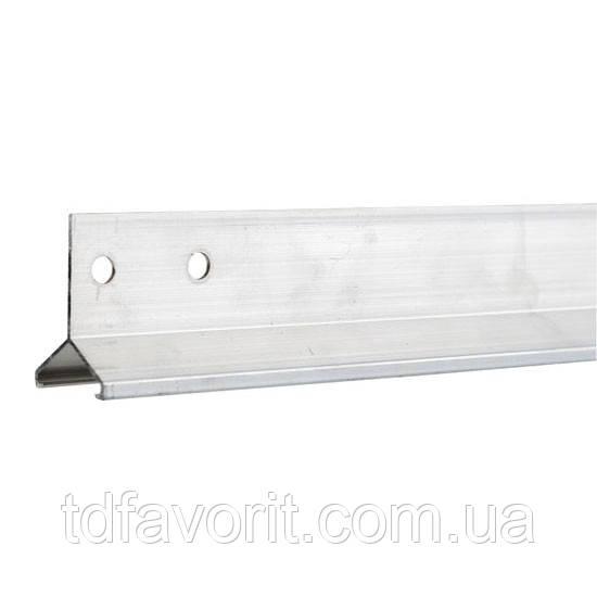 Алюминиевый профиль трубы линии поения Lubing, 3 м, стандартный.