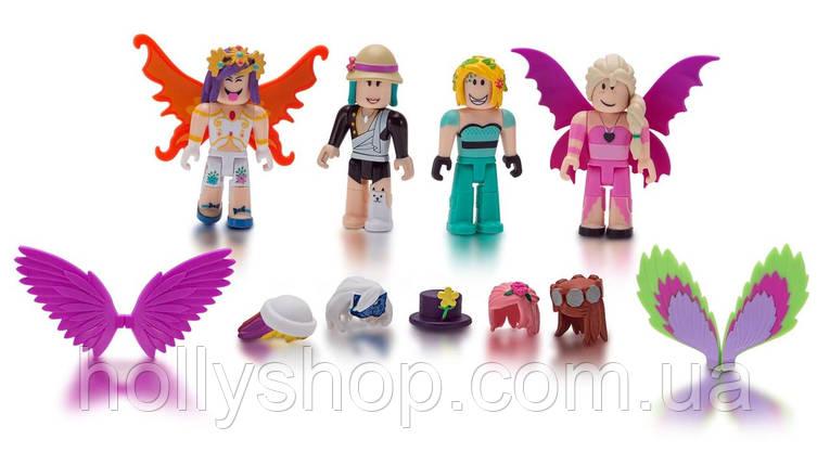 """Роблокс Набір з 4 фігурок Roblox """"Neverland Lagoon"""", фото 2"""