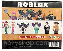 """Роблокс Набір з 4 фігурок Roblox """"Neverland Lagoon"""", фото 3"""