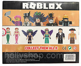 """Роблокс Набор из 4 фигурок Roblox """"Neverland Lagoon"""", фото 3"""