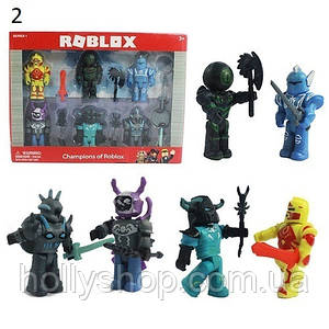 Набір фігурок Roblox: Champions Of Roblox