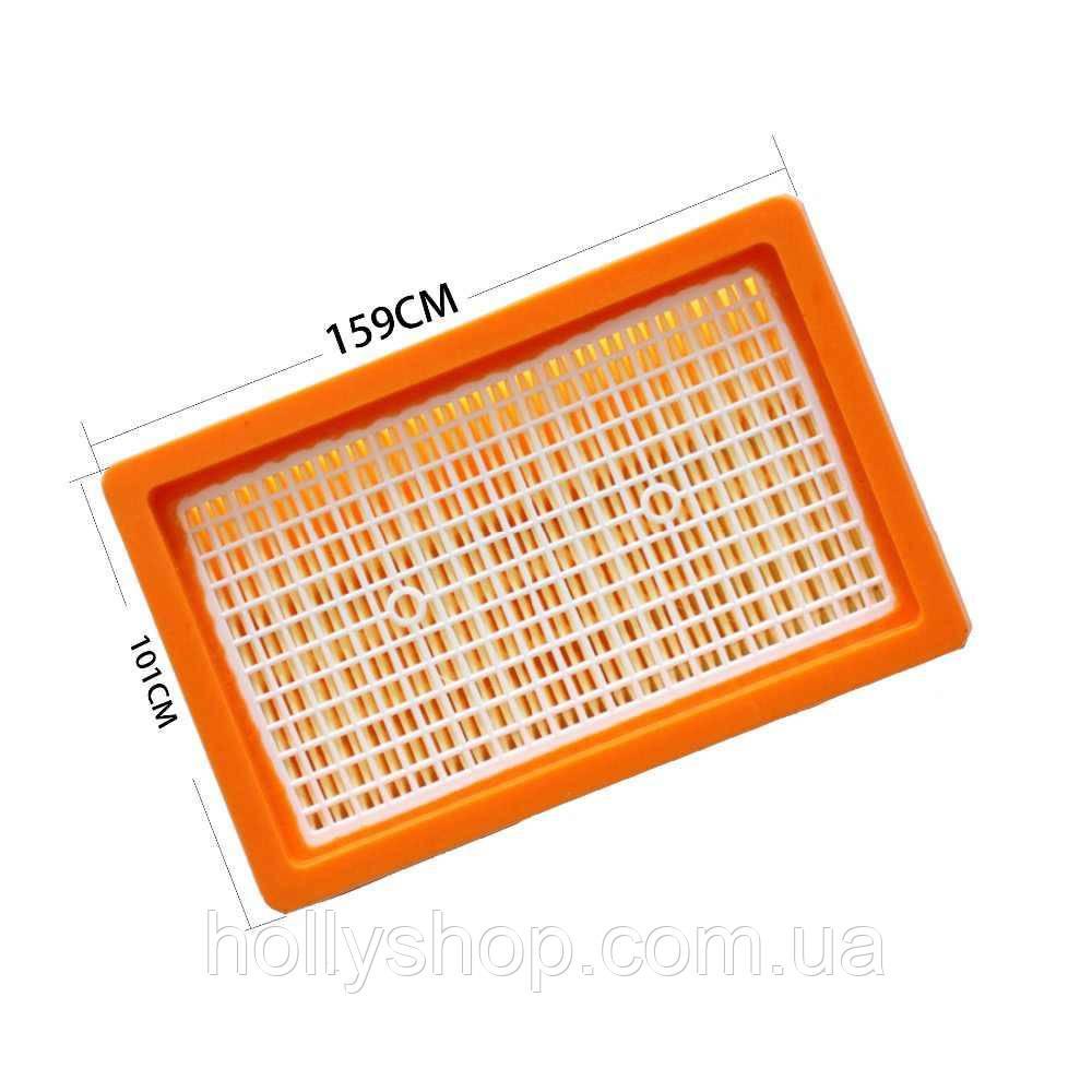 Плоский складчатый фильтр пылесоса KARCHER для mv4 mv5 mv6 wd4 wd5 wd6