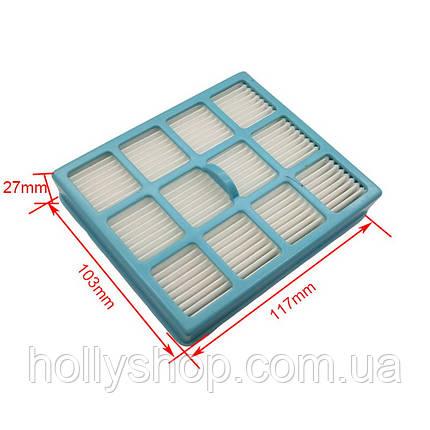 Фильтр  для Philips пылесосов fc8138 fc8140 fc8148 fc8132 fc8148 fc8130 fc8144, фото 2