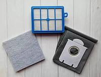 Комплект фильтр для пылесоса Philips fc 9170 fc9174 мешок фільтр hepa