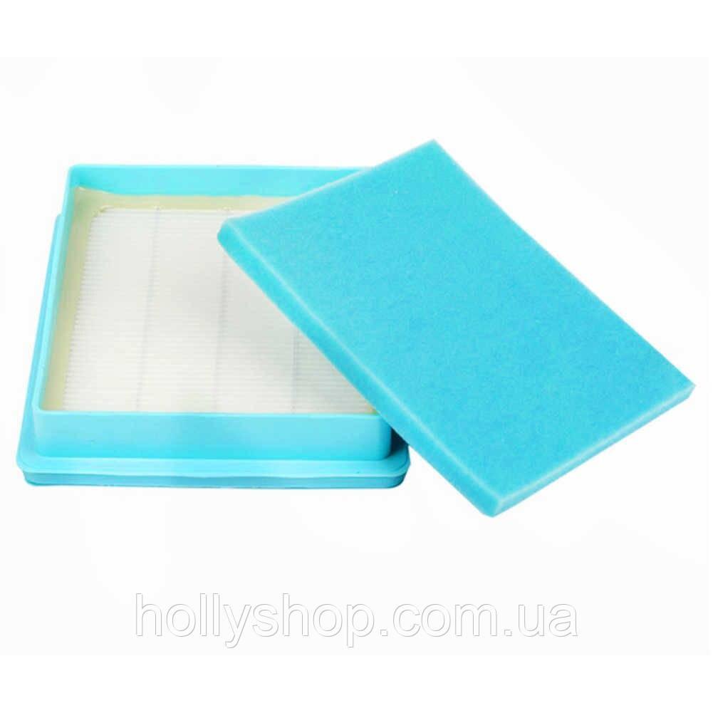 Комплект хепа фильтров для пылесоса Philips FC8474 FC8471 hepa нера - фото 4