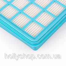 Комплект хепа фильтров для пылесоса Philips FC8474 FC8471 hepa нера, фото 3