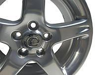 Порошковая покраска дисков R16 Silver Mirror - легкосплавный (без алмазной поллировки), шт.