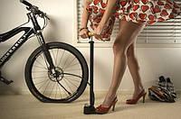 Давление в колесах велосипеда!