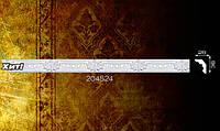 Плинтус потолочный 204524 28*26мм 2м