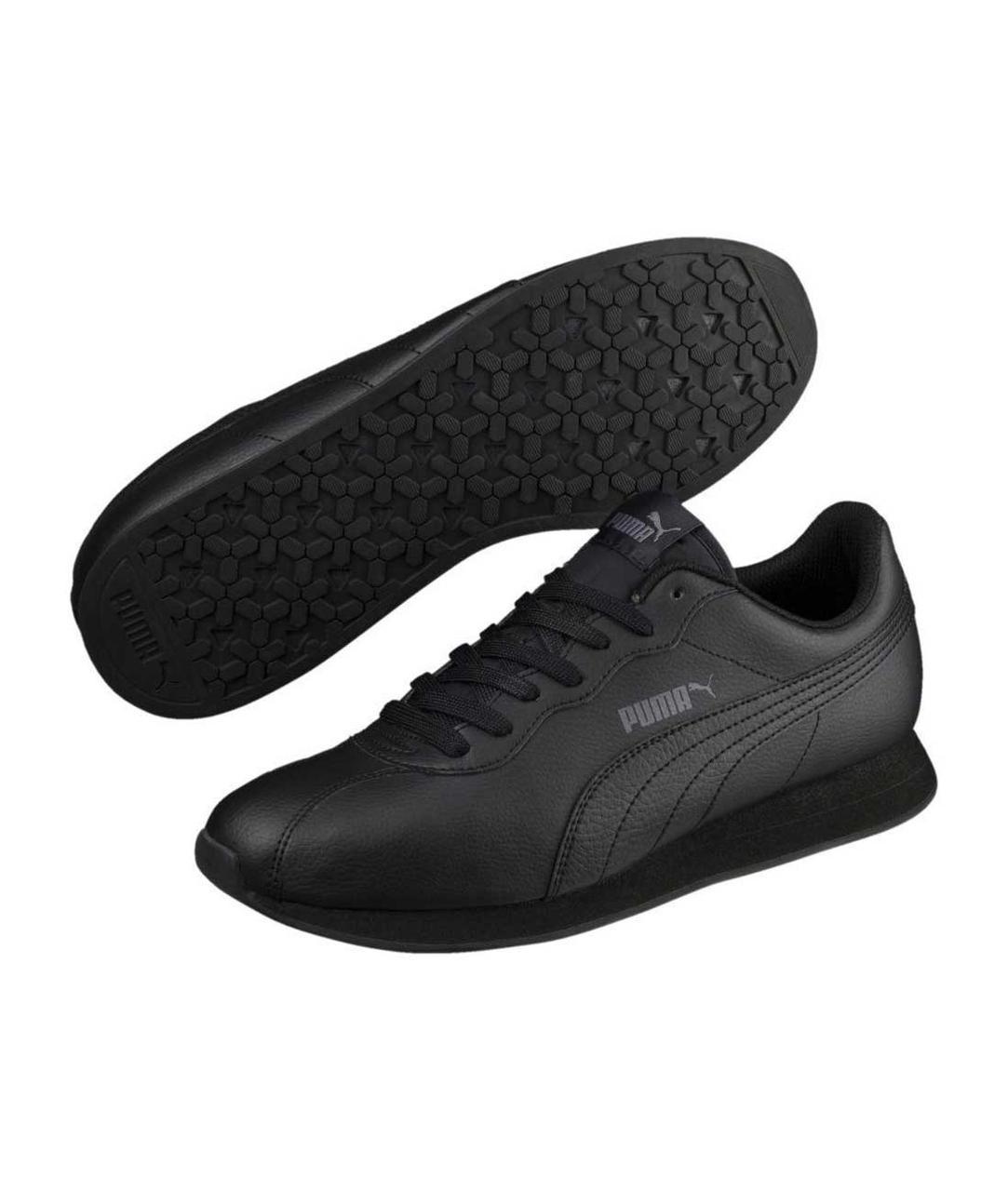 Мужские черные спортивные кроссовки Puma Turin Ii